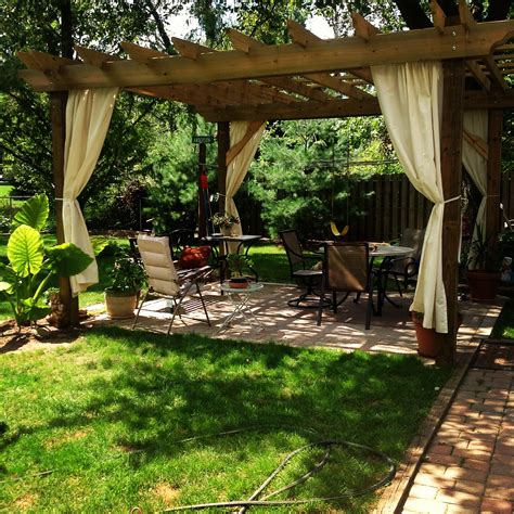 banc de coin cuisine tips to building your own beautiful pergola