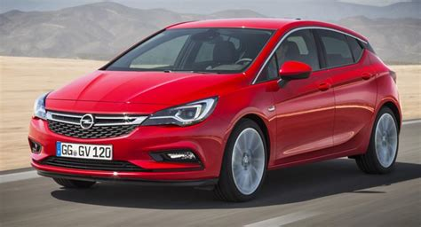 Opel Prices Allnew Astra From €17,960 In Germany