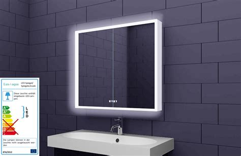 Badezimmer Spiegelschrank Scharniere by Alu Badschrank Badezimmer Spiegelschrank Bad Led