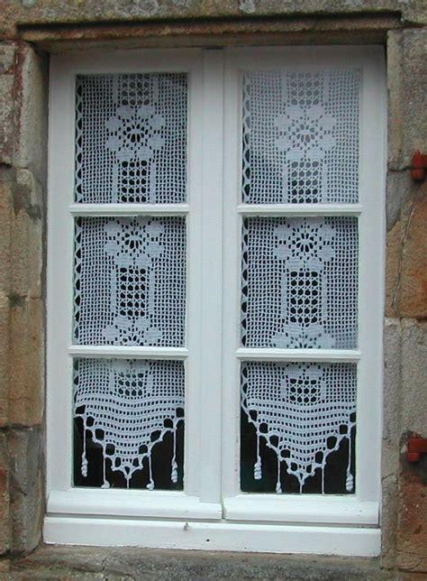 plus de 25 id 233 es uniques dans la cat 233 gorie rideaux au crochet sur motif de rideau au