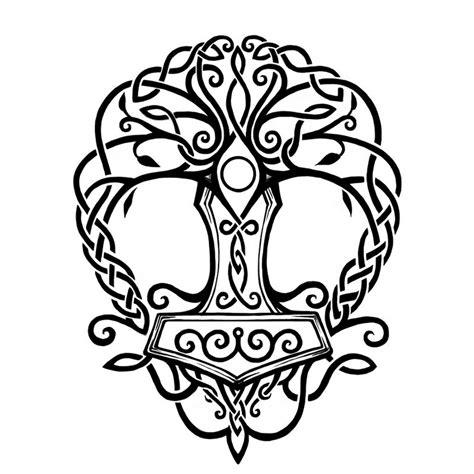23+ Unique Viking Tattoo Designs