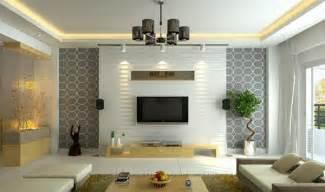 Idee Decoration Interieur Papier Peint by Une Id 233 E D 233 Co De Salon Moderne Est Une Inspiration Pour L