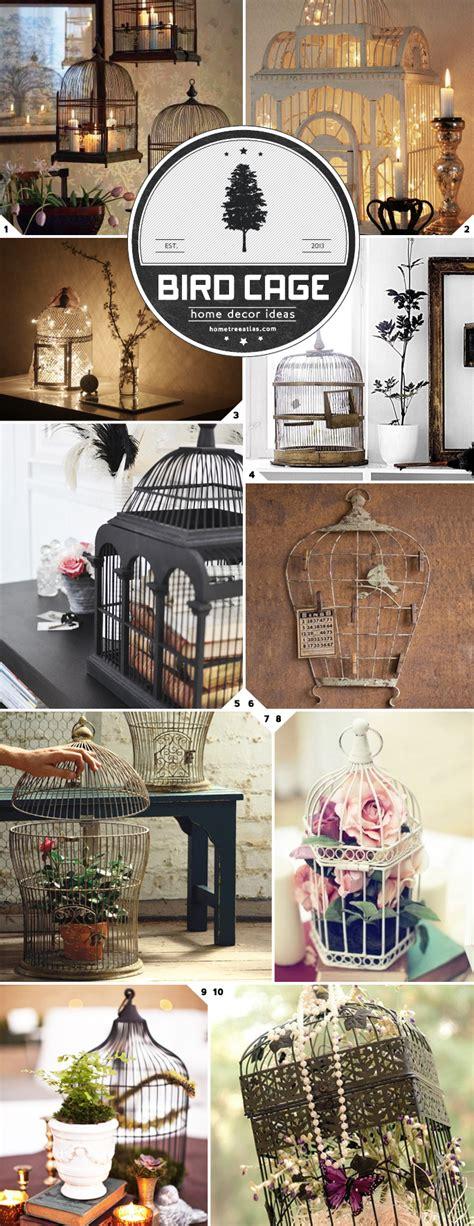 home decor ideas using bird cages home tree atlas