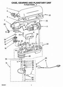 Kitchenaid Stand Mixer Service Manual Pdf  U2013 Besto Blog