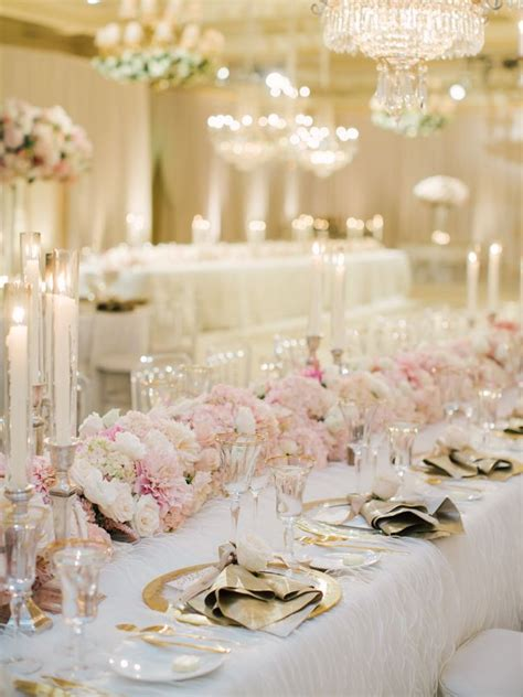 Pink And Gold Wedding Ideas For Your Ceremony And Reception