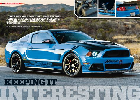 cover feature  july  issue  muscle mustangs