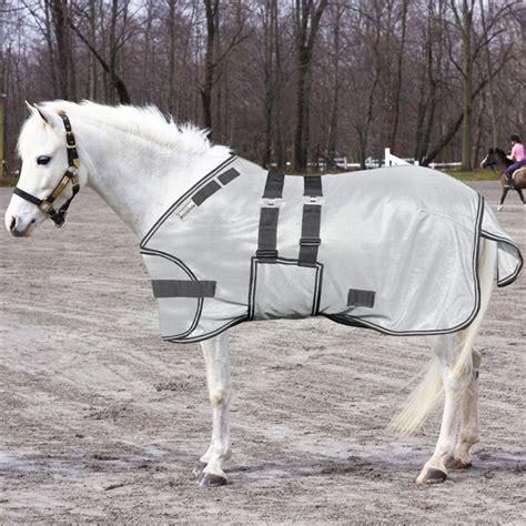 fly sheet pony mesh foal horse expandable interlock sheets blankets xl sun schneider sstack