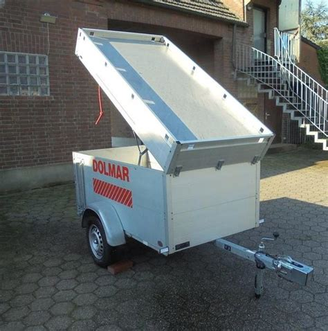 pkw kofferanhänger gebraucht pkw anh 228 nger kofferanh 228 nger koffer aluminium gebraucht dj werkzeug urlaub in rheinberg