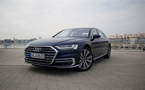 Audi A8 4k Wallpapers by Wallpapers Audi A8 2019 4k Front View