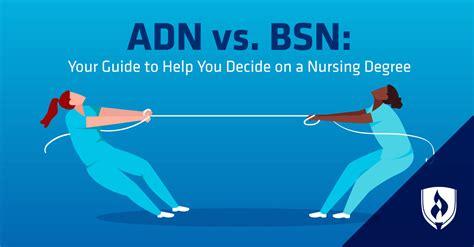 adn  bsn  guide    decide   nursing