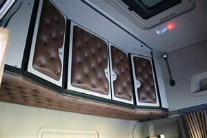 Lkw Innenausstattung Leder : ben 39 s kabinem bel holland ~ Kayakingforconservation.com Haus und Dekorationen