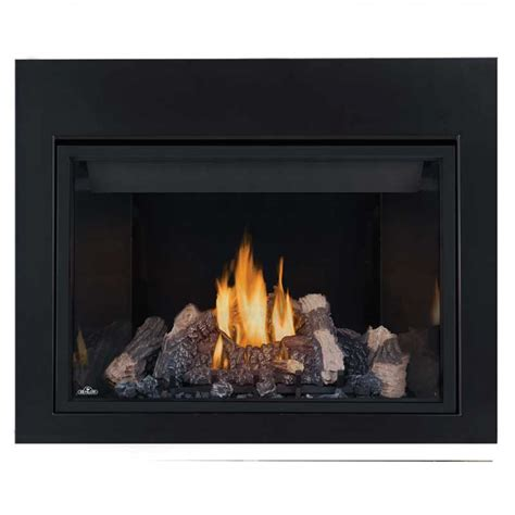 Napoleon Hd354046 High Def Direct Vent Gas Fireplace