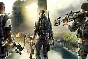 The Division 2 Release Date Beta And New Gameplay