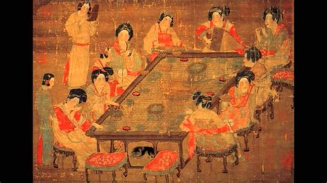 Court You Imperial Court Music In Tang Dynasty Youtube