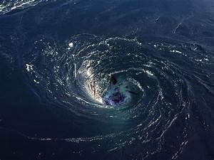"""Ultra-powerful """"black hole"""" whirlpools seen for the first ..."""