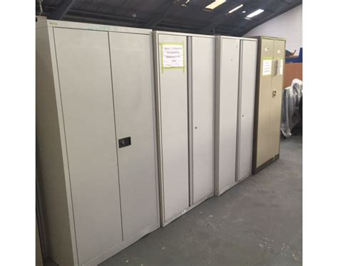 Metal Cupboards by Metal Cupboards New Used Office Furniture Glasgow
