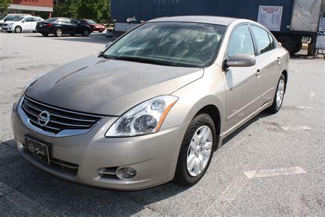 2012 Nissan Altima S 4d Sedan  Diminished Value Car Appraisal