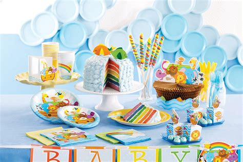 noahs ark baby shower noah 39 s ark baby shower ideas party delights