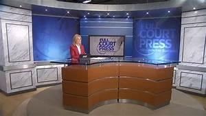 Full Court Press with Greta Van Susteren Broadcast Set ...