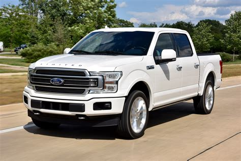 2018 Ford F150 First Drive Review So Good You Won't Even