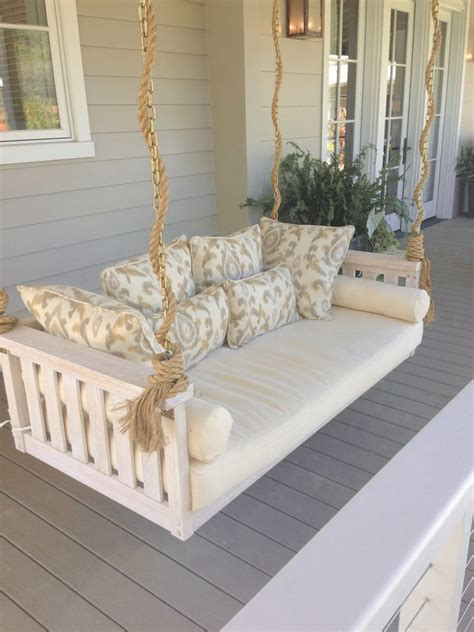 installation tips    super comfy porch swing