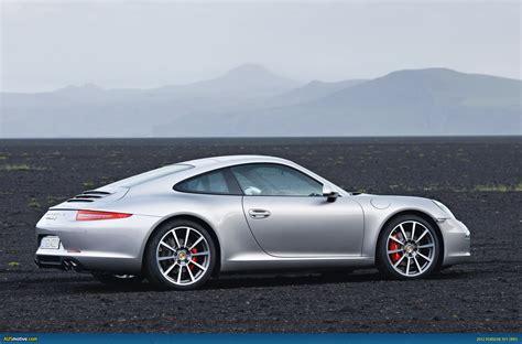 Ausmotivecom » Porsche 911 991 Compared To 997 In Pictures