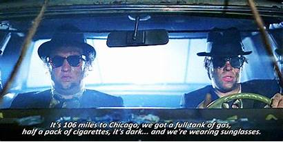 Movies Blues Brothers Road Friends Driving Gifs
