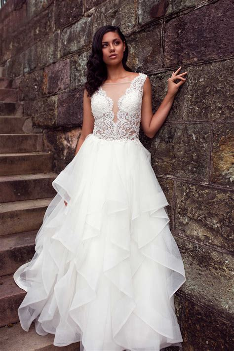 amazing designer wedding dresses luv bridal