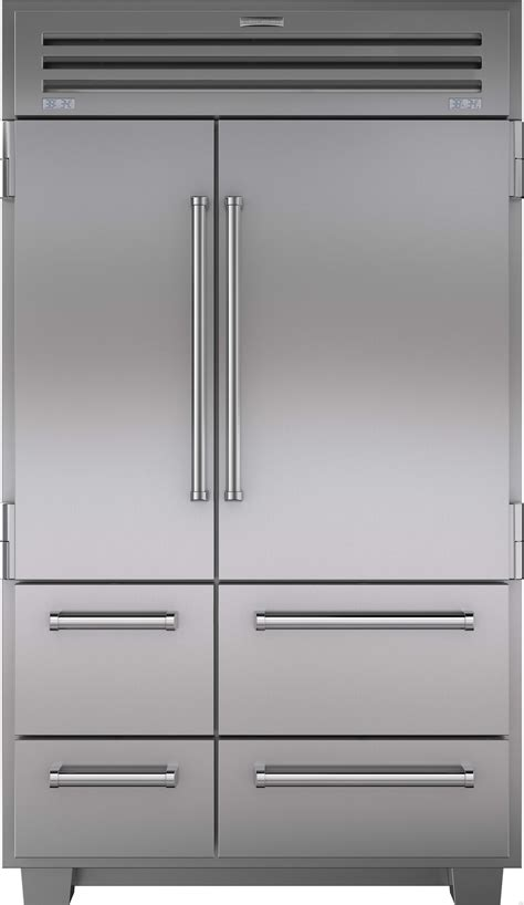 Sub Zero 648pro 48 Inch Built In Side By Side Refrigerator