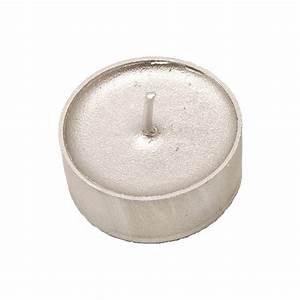 Bougie Chauffe Plat : acheter bougie chauffe plat argent boite de 6 bougies leds photophores 1001 deco table ~ Teatrodelosmanantiales.com Idées de Décoration