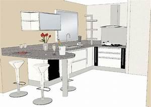 petite cuisine amenagee pas cher 8 plan de cuisine With plan petite cuisine amenagee