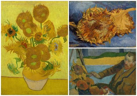 The Story Behind Van Gogh's Sunflowers