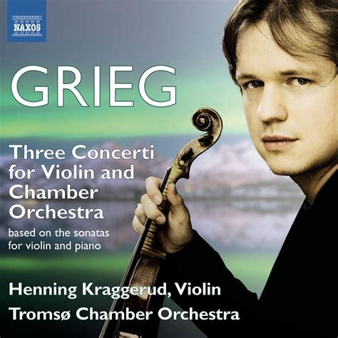Works For Violin & Orchestra