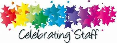 Employee Appreciation Clip Staff Recognition Quarter Celebrating