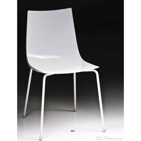 le bureau blanche chaise design salle a manger slim et chaises salle a