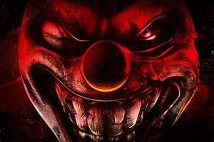 Evil, Clown, Wallpapers, U00b7, U2460, Wallpapertag
