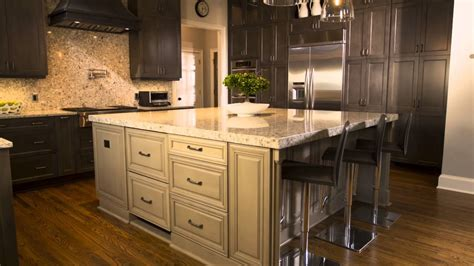 kitchen renovation success story featuring kitchen craft
