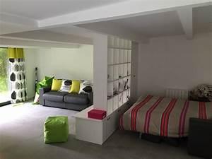 Meuble Séparation Pièce : meuble de separation de piece lertloy com ~ Teatrodelosmanantiales.com Idées de Décoration