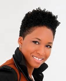 Natural Hairstyles Black Women Short Hair