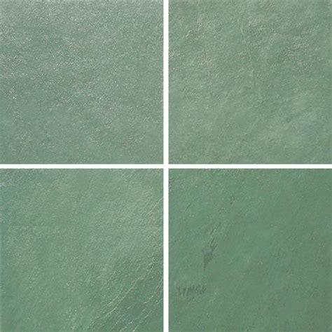 green tile green floor tile