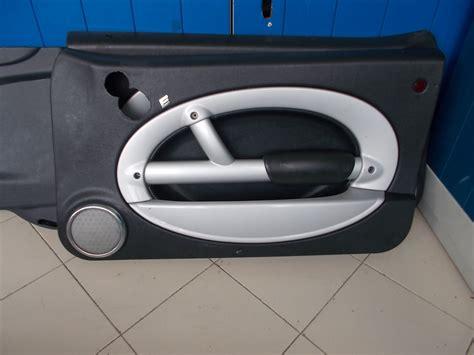 Mini One Interni Tappezzeria Mini One In Pelle Nera Sedili Interni Motortecno