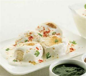 Dahi Vada ( Fast Foods Made Healthy Recipe) recipe Quick