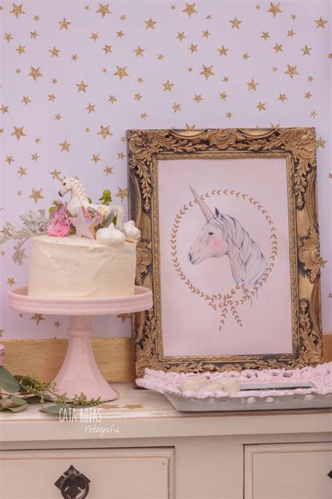 fiesta  ninas  tematica de unicornios  como