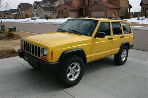 yellow jeep grand cherokee colorado4wheel com