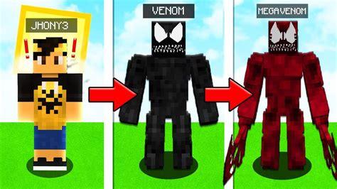 Novo Mod Do Venom No Minecraft Novas Transformações E