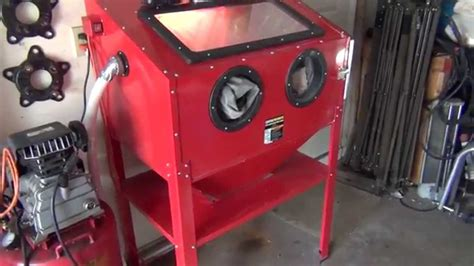 tacoma company blast cabinet upgrade harbor freight sandblast cabinet mods www redglobalmx org