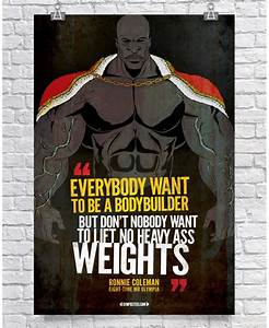 Everybody Wants To Be A Bodybuilder