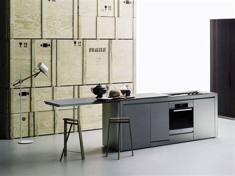 cuisine norbert cuisine en acier k2 by boffi design norbert wangen