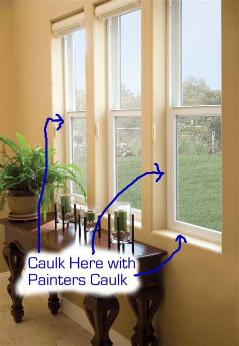 Caulk For Windows Interior caulking interior window trim www indiepedia org