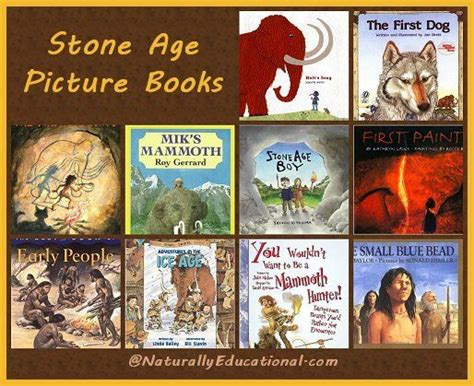picture books  early humans early humans children